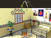 Play Spanish room escape Game