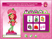 Play Fresh fashions boutique Game