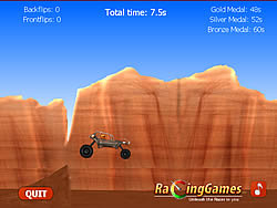 Desert Buggy game