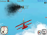 Play The red barron 1918 Game