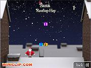 juego Santa's Rooftop-Hop