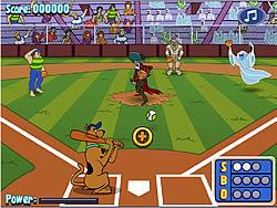 Scoby Doo's MVP Baseball Slam game