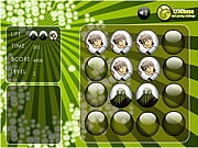 Play Ben 10 memory balls Game