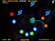 Play Evil asteroids Game