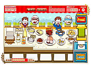 Play Japanese buffet Game