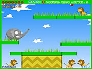 Play Fruit bouncer Game
