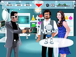 Robot Kiss      game