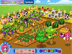 Jamie's Wonder Farm game