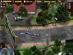 Brutal Racing 2010 Nitro Addiction game
