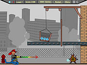 Firefighter cannon Gioco