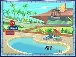 Tweety's Splash Down game