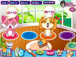 Pet Shop Caring game