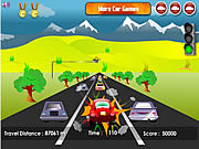 Play Afterburner highway Game