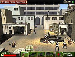 Anti Terror Force game