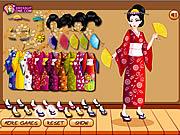 Play Kimono style Game