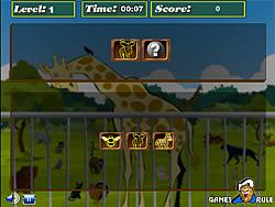Brain Power - Zoo game