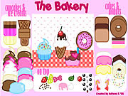 The Bakery game