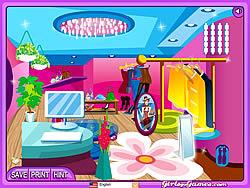 Beauty Boutique Decoration game