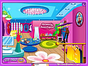 Play Beauty boutique decoration Game