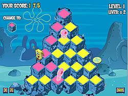 Sponge Bob Square Pants: Phyramid Peril oyunu