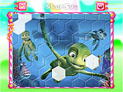 Play Sammy hexagon puzzle Game