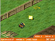 Mower Mayhem game