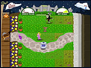 Play Halloween sugar rush Game