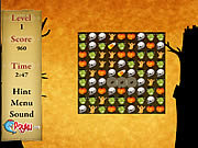 Play Halloween candy Game