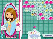 Jugar Princess bubble fun Juego