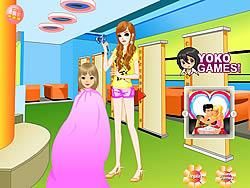 Hair Dresser Style game