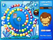 Play Winx club zuma Game