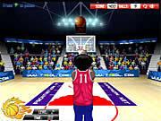 NBA Spirit game