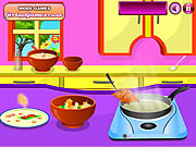 Play Veggie samosa feast Game