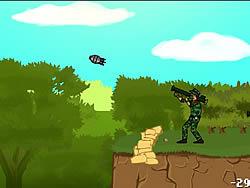 Permainan Rocket Soldiers