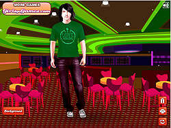 Joe Jonas At The Club game