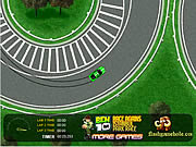 Play Ben 10 race against time in istanbul park Game