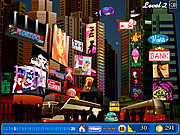 Play Times square by night Game