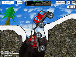 Mountain Rescue Driver 2 game