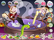 Play Tasty witches brew Game