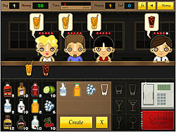 Cocktail Bar game