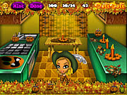Play Pumpkins and friends Game