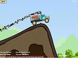 मुफ्त खेल खेलें Road Devil