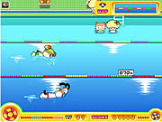 Play Swim challenge Game