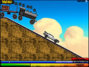 Play Back to the future train scene Game
