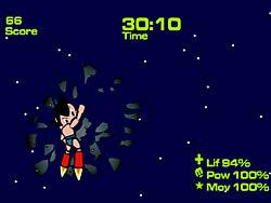 Astroboy vs One Bad Storm oyunu