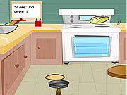 Play Pancake flip Game