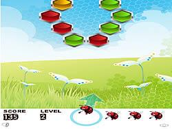Umbel Bee game