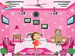 Barbie Pink Room game