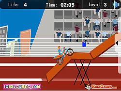Stunt Motorbike game