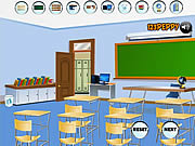 Play Classroom decor Game